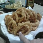Regular Order of Onion Rings