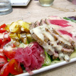 Seared Tuna Nicoise Salad - fabulous!