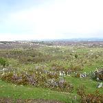 Vista Cerro Dorotea, Puerto Natales