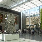 New Courtyard at MFA