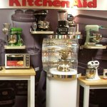 KitchenAid factory foyer