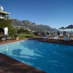 Pool area. Overlooking The Twelve Apostles.
