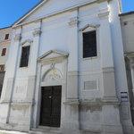 Piran - Church of St. Francis - Facade