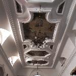 Piran - Church of St. Francis - Ceiling
