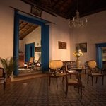 Casa Colonial Living Room