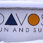 Davos...fun and sun...lo slogan