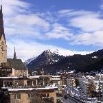 Il centro di Davos