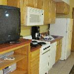 Kitchen at the Wyndham Durango