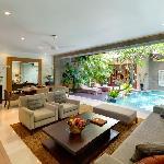 Kanishka living area