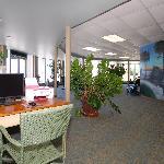 Lobby / Computer area
