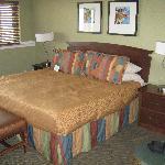 King Bedroom With Ocean View