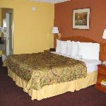 Renovated standard King Bedroom