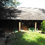 Log Cabin (front)