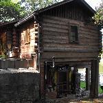 Log Cabin (side)