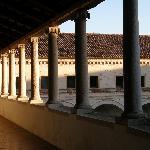 een prachtig klooster niet ver van het b&b