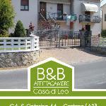 - B&B CASA DI LEO - CORTONA - 0575617115 -3393022733-