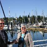 Us at Friday Harbor
