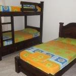 dormitorio 3 personas
