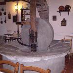sala dell' antico frantoio