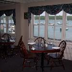 Dining Room looking onto Nauset Harbor