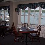 Dining Room looking onto Nauset Harbor