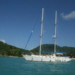 Captain Morgan 65 ft Schooner