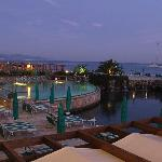 the terrace bar at hotel helios