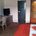Zimmer 309 Richtung Bad