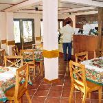 Dolce Vita Restaurant area