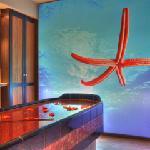 Massageraum Vital Spa Resort