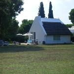 Petite cabane de guardian