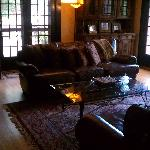 Craftsman Style Living Room