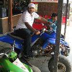 ATV at della