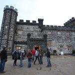 """Entering the """"Castle"""""""