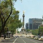 Paseo La Reforma 6 Min. zu Fuss