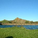Hadrians Wall at Cawfields