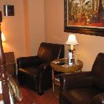 Veranda Room seating