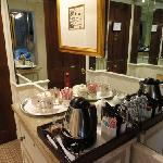Coffee/Tea in our room