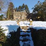 Charringworth Manor in the Winter of 2009