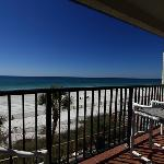 Balcony View Whispering Seas 301 3BR/3BA
