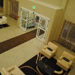 The Lobby from 2nd Floor