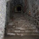 Treppenaufgang Innen