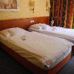 Comfy room at The Hotel Zum Roten Baeren