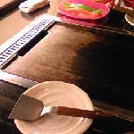 11.10.02【お好み焼きもみじ】鉄板