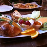 sweet breakfast at Zur Rose