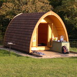 Our wee pod.