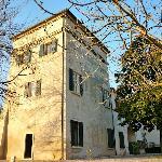 Villa Verità the tower Colombara