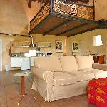 studio La Colombara: livingroom