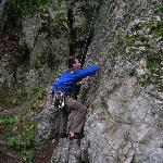 Climbing in Bucegi Mts
