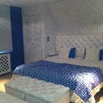 chambre blue océan